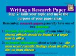 writing a research paper3