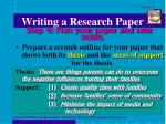 writing a research paper5