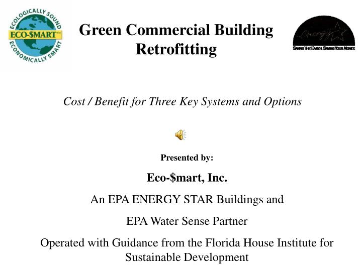 green commercial building retrofitting n.