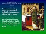 artiste inconnu la masse de st martin de tours environ 1440