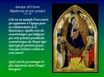 jacopo di cione madonna et son enfant 1362 1398