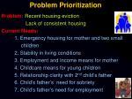 problem prioritization1