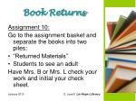 book returns1