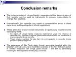 conclusion remarks1