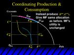 coordinating production consumption15