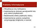 problemy informatyczne