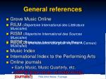 general references4
