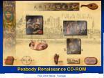 peabody renaissance cd rom2