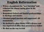 english reformation1
