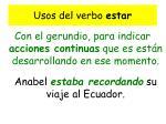 usos del verbo estar3