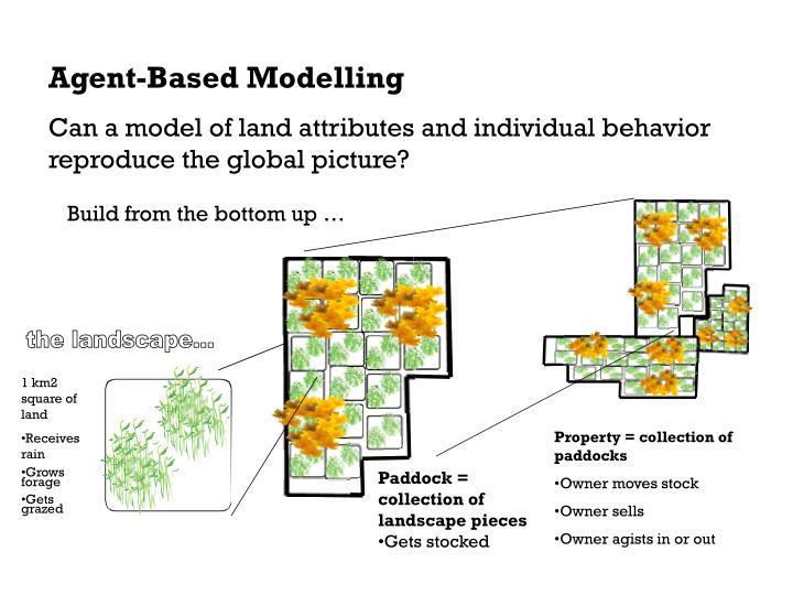 Agent-Based Modelling
