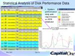 system performance daily web report based on eds database