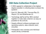 isd data collection project