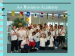 a business academy