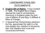 landmard english documents1