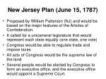 new jersey plan june 15 1787