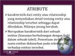 atribute