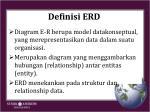 definisi erd
