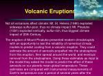 volcanic eruptions1