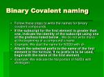 binary covalent naming1