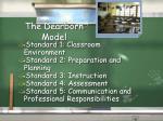 the dearborn model