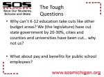 the tough questions4