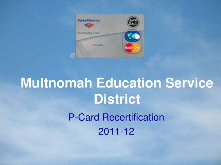 multnomah education service district n.