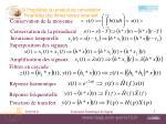 3 propri t s du produit de convolution propri t s des filtres temps invariant