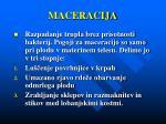 maceracija