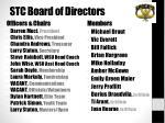 stc board of directors
