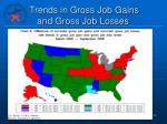 trends in gross job gains and gross job losses1
