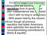 defining republican culture1