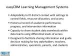 easycbm learning management systems