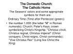 the domestic church the catholic home21