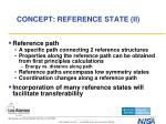 concept reference state ii