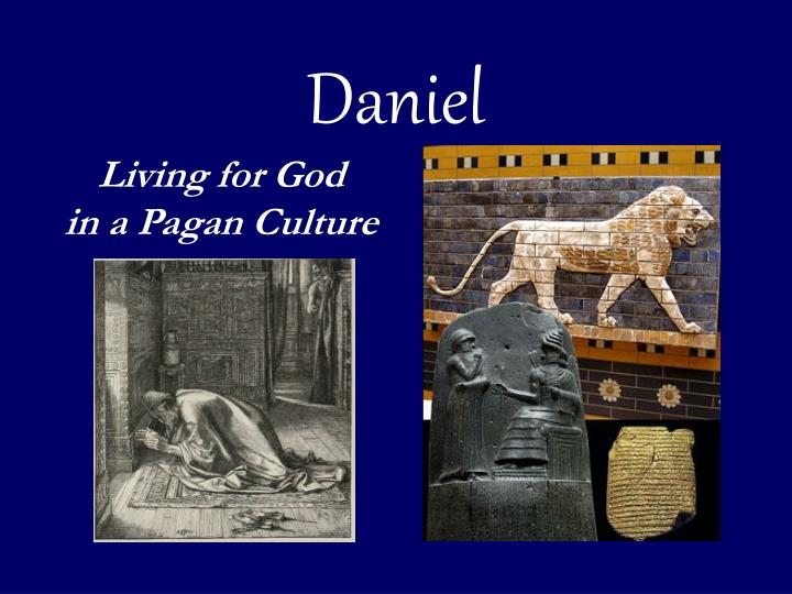 living for god in a pagan culture n.