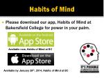 habits of mind6