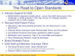 the road to open standards