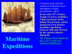 maritime expeditions
