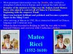 mateo ricci 1552 1610