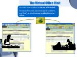 the virtual office visit
