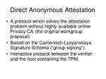 direct anonymous attestation