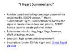 i heart summerland