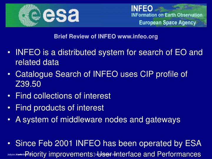brief review of infeo www infeo org n.