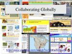 collaborating globally