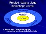 pregled razvoja uloge marketinga u tvrtki2