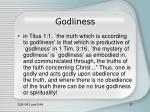 godliness22