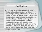 godliness25
