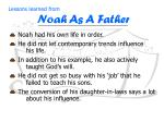 lessons learned from noah as a father4