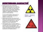 dezintegrarea radioactiv